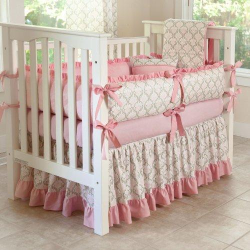 Lovely Pink Baby Bedding Webnuggetz Com
