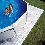 Gre tapis de sol feutrine pour piscin...
