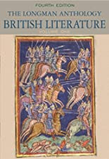 Longman Anthology of British Literature Volume 1A C by Christopher Baswell