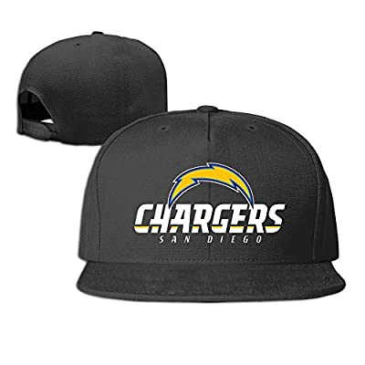 San Diego Chargers Kellen Clemens Logo Snapback Hat