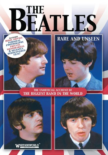The Beatles - Rare And Unseen [DVD] [2007]