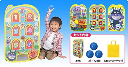 Struck ball thrilled spread Innovation Anpanman pop! (japan import)