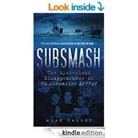 Subsmash: The Mysterious Disappearance of HM Submarine Affray