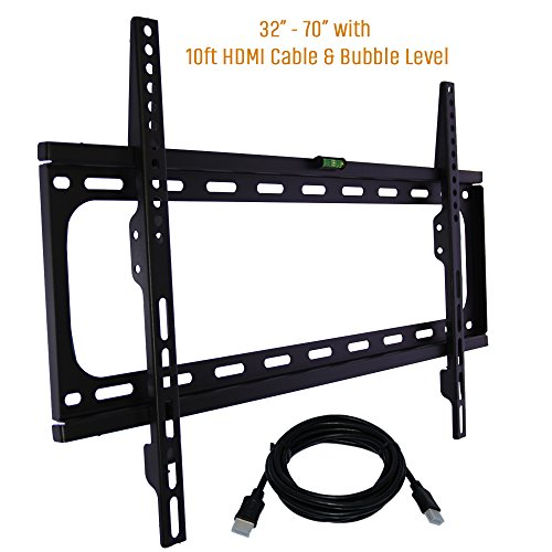 Koramzi Fixed TV Wall Mount Bracket Fits 32-70