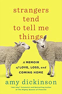 Book Cover: Strangers Tend to Tell Me Things