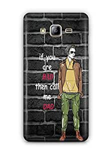 YuBingo Call me Dad Mobile Case Back Cover for Samsung On 5 Pro