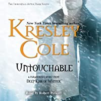 Untouchable: Immortals After Dark, Book 8 (       UNABRIDGED) by Kresley Cole Narrated by Robert Petkoff