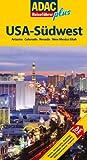 ADAC Reiseführer plus USA Südwest: Mit extra Karte zum Herausnehmen