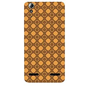 Skin4Gadgets ABSTRACT PATTERN 93 Phone Skin STICKER for LENOVO A6000 PLUS