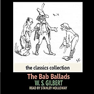 The Bab Ballads Audiobook