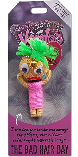 Watchover Voodoo The Bad Hair Day Novelty - 1
