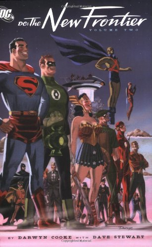 DC: The New Frontier, Volume 2