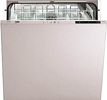 Beko PDIN28320 Entièrement intégré 13places A++ Blanc lave-vaisselle - lave-vaisselles (Entièrement intégré, A+, A++, Full size, Blanc, toucher)