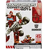 HASBRO TRANSFORMERS CONSTRUCT-BOTS SCOUT CLASS IRONHIDE BUILDABLE ACTION FIGURE