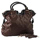 Kentworld Women's Handbag Brown OLBR82