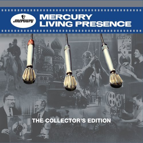 Mercury Living Presence Boxed Set
