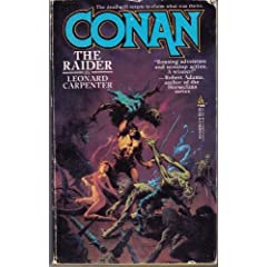 Conan The Raider by Leonard Carpenter