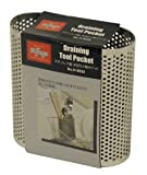 パール金属  アルファージュ ステンレス製 水切り小物ポケット H-9522