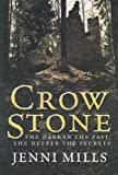 img - for Crow Stone (Charnwood Large Print) book / textbook / text book