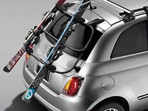 Amazon.com: Fiat 500 Window Mount Ski Carrier: Automotive
