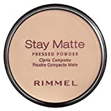 Rimmel London Stay Matte Pressed Powder - Peach Glow 14g
