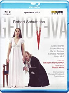 Schumann;Robert Genoveva [Blu-ray] [Import]