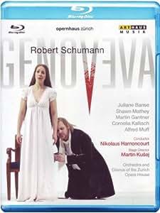 Schumann: Genoveva [Blu-ray] [Import]
