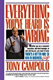 Everything You've Heard Is Wrong (0849929210) by Campolo, Tony