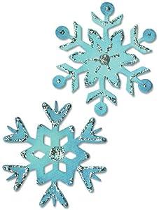 "Sizzix Originals Die 4.75""X2.75""-Snowflakes #3 marca Sizzix"