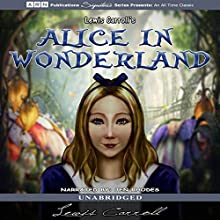Alice in Wonderland (       UNABRIDGED) by Lewis Carroll Narrated by Jen Rhodes