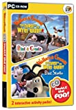 Cheapest Wallace & Gromit: The Curse Of The Were Rabbit - Double The Fun Pack on PC