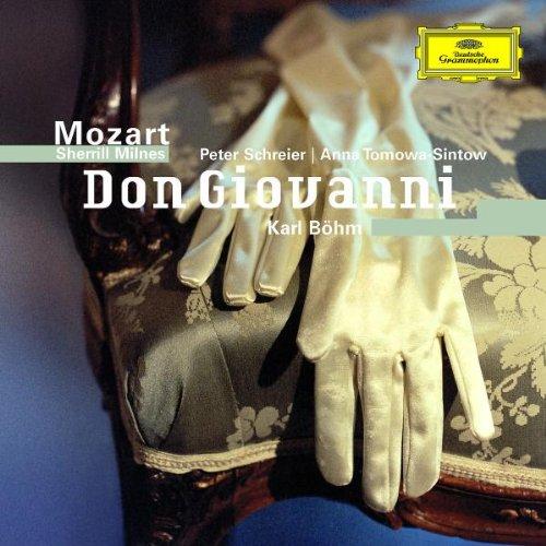 Don Giovanni, Opéra En 2 Actes K.527