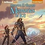 Memories of Ice: Malazan Book of the Fallen, Book 3 | Steven Erikson