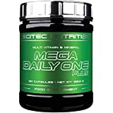 Scitec Nutrition Mega Daily One Plus 120 Kapseln