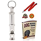 51 rt2r6xXL. SL160  Dog Whistle for Easy Dog Training and to Stop Barking   With Dog Training Tips