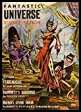 img - for FANTASTIC UNIVERSE - Volume 4, number 3 - October Oct 1955: Hawks Over Shem; Star-Flight; The Nostropath; An Apartment for Rent; Rafferty's Reasons; Pink Fluff; Run Around the Moon; Universe in Books; You Created Us; Weather Prediction book / textbook / text book