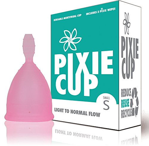 Ranked 1 for Most Comfortable Period Cup and Better Removal Stem Then Diva Cup - Includes Menstrual Cup Wipes (Lunette Model 1 compare prices)