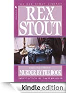 Murder by the Book (Nero Wolfe Mysteries) [Edizione Kindle]