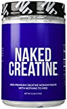 NAKED CREATINE - Pure Creatine Monohydrate - 2.2lb Bulk, Non-GMO, Gluten Free, Soy Free. Aid Muscle Growth & Strength Gains, No Artificial Ingredients -- 5g per Serving - 200 Servings