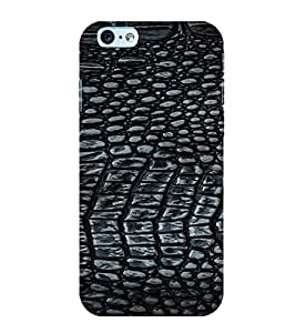 PrintVisa Alligator Skin Pattern 3D Hard Polycarbonate Designer Back Case Cover for Apple iPhone 6
