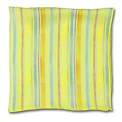 Chokore Men's Silk Plaids line Stripes Pocket Square