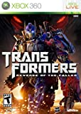 echange, troc XBOX 360 TRANSFORMERS: REVENGE OF THE FALLEN [Import américain]