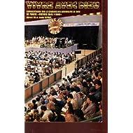 VIVRE AVEC DIEU - LIVRE SOUVENIR , CONGRES DES ASSEMBLEES DE DIEU DE FRANCE - REIMS 1986.