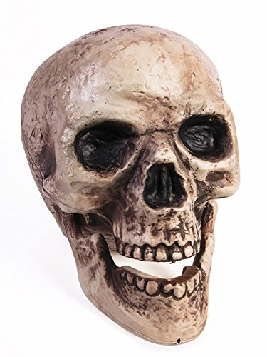 Skull with Moving Jaw // (Girl Minion Costume In Stock)