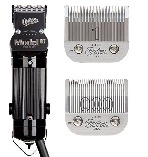 oster-model-10-classic-professional-barber-salon-pro-hair-grooming-clipper-with-blades-size-000-and-