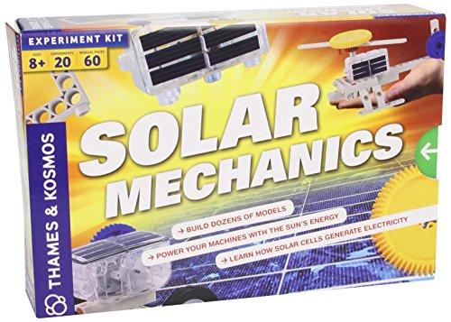 Thames & Kosmos Solar Mechanics (Electric Robot Kit compare prices)