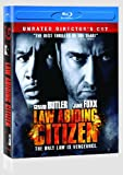 Law Abiding Citizen: Unrated Director's Cut [Blu-ray]