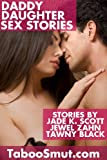 img - for Daddy Daughter Sex Stories (Taboo Smut) book / textbook / text book