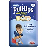 Huggies Pull Ups Nightime Potty Training Pants for Boys - Large (16-23 kg), 10 x 3 Packs (30 Pants)
