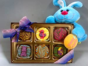 Easter Chocolate Covered Oreos